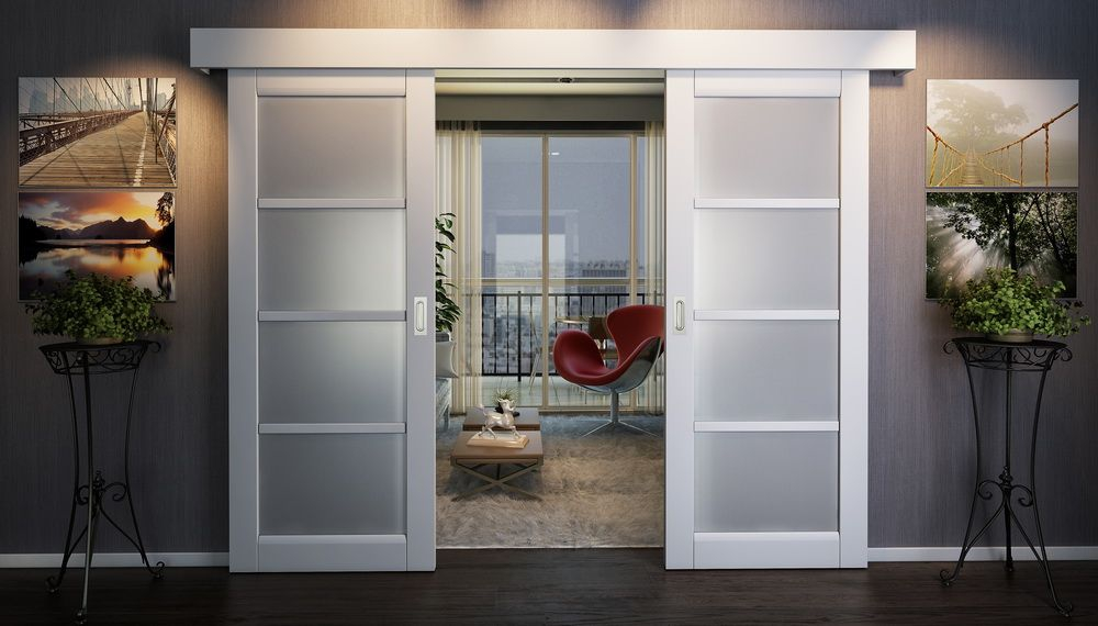 Меняем облик квартиры с помощью дверей