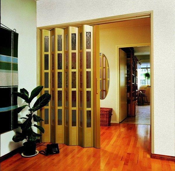 Особенности дверей-гармошка