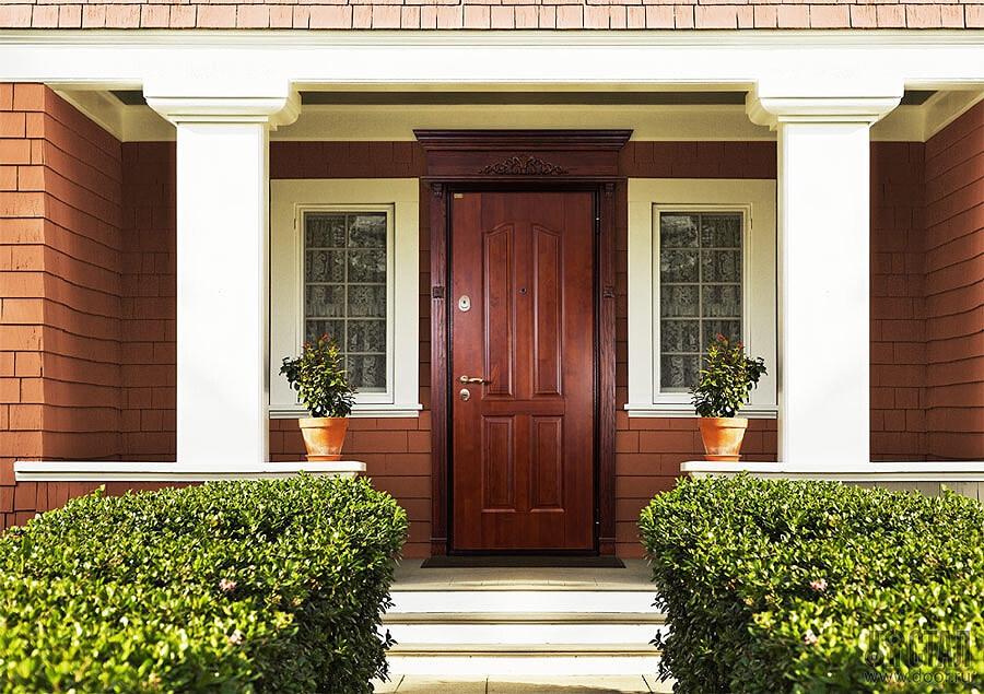 Преимущества и недостатки входных стальных дверей