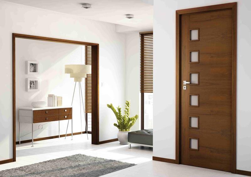 комбинация мебели и двери